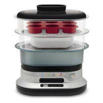 SEB - Cuiseur Vapeur Steam N'Light 3 bols 10 Litres VC3038-00