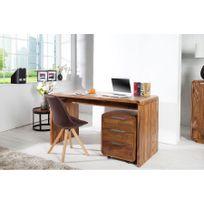 bureau bois design Achat bureau bois design pas cher Rue du