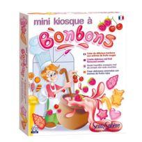 Sentosphère - Mini kiosque à bonbons Arômes fruits rouges