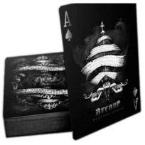 Ellusionist - Cartes Arcane noire