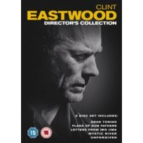 Whv - Clint Eastwood - The Director'S Collection IMPORT Anglais, IMPORT Coffret De 5 Dvd - Edition simple