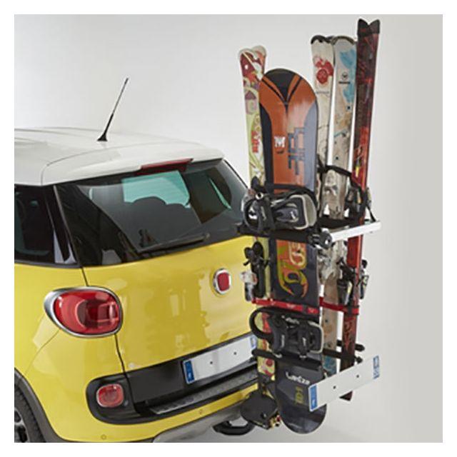 mottez porte ski pour attelage a022p pas cher achat. Black Bedroom Furniture Sets. Home Design Ideas