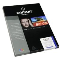 Canson Infinity - Platine Fibre Rag 206211037 Papier photo Format A3 25 feuilles Blanc