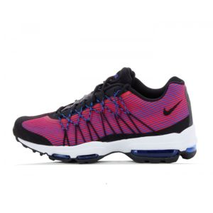 finest selection 1ad81 d1f1f ... Nike - Basket Air Max 95 Ultra Jacquard - 749771-406 Noir ...