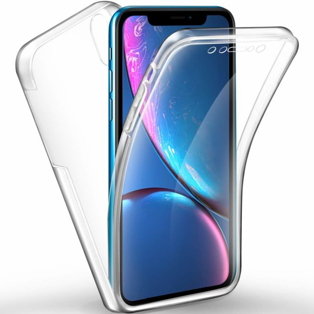 coque iphone xr enti choc