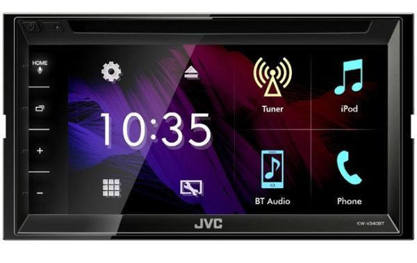 Jvc Autoradio/VIDEO/GPS Kw-v340BT