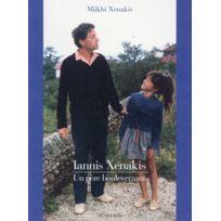 Actes Sud-papiers - Iannis Xenakis ; un père bouleversant