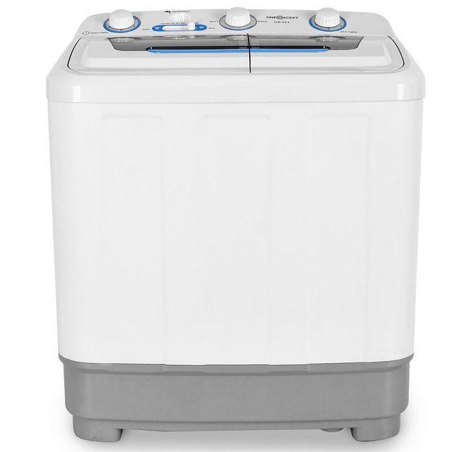 ONECONCEPT DB004 mini machine à laver et essoreuse 4,8kg