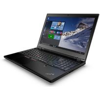 Lenovo - ThinkPad P50 - 20EN0005FR - i7 - 8 Go - Quadro