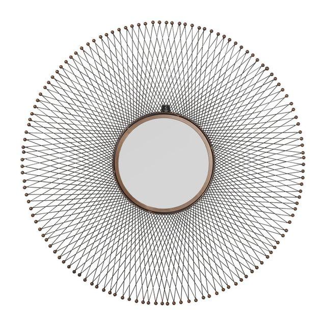 Karedesign Miroir Wire Coachella 85cm Kare Design