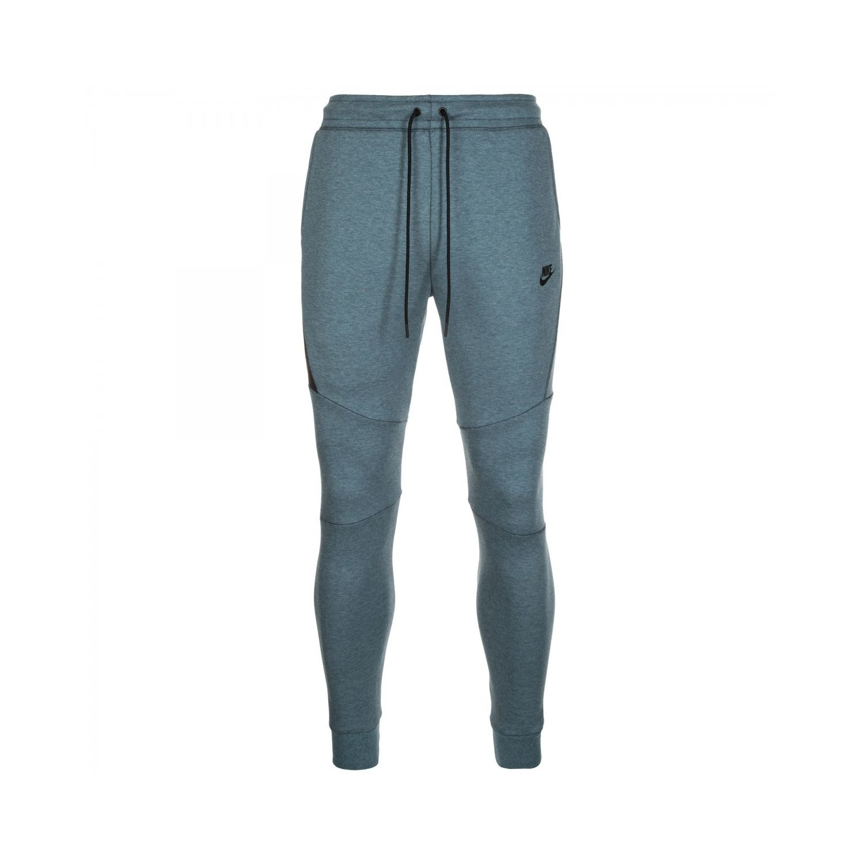 fffa3d4adeb NIKE- Pantalon de survêtement Tech Fleece Jogger - 805162-055 - Bleu - XS