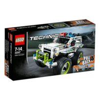 Lego - 42047-La voiture d'intervention de police