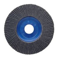 Bosch - Plateau à lamelles BEST FOR METAL à surface plate Ø115 Grain 40 - 2608607334