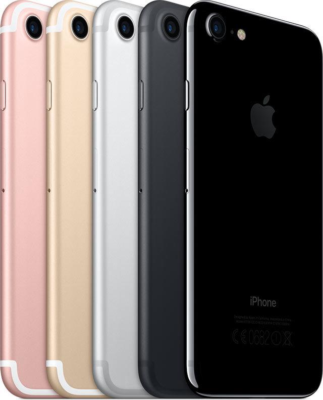 iphone 7 family