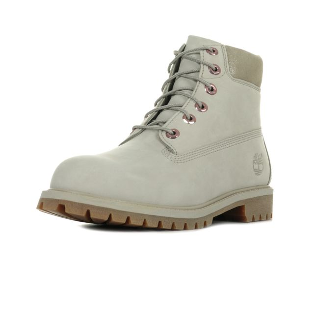 Timberland 6in Premium Wp pas cher Achat Vente Bottes