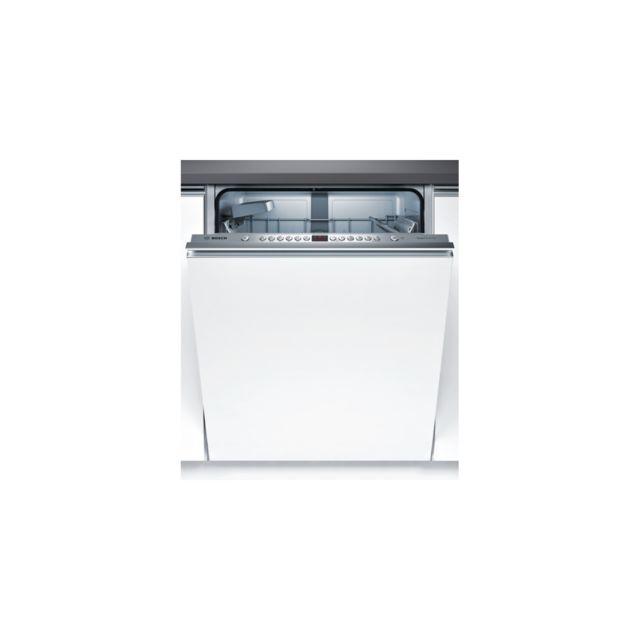 Bosch Lave-vaisselle Tout-intégrable 60 Cm Smv 46 Jx 03 E