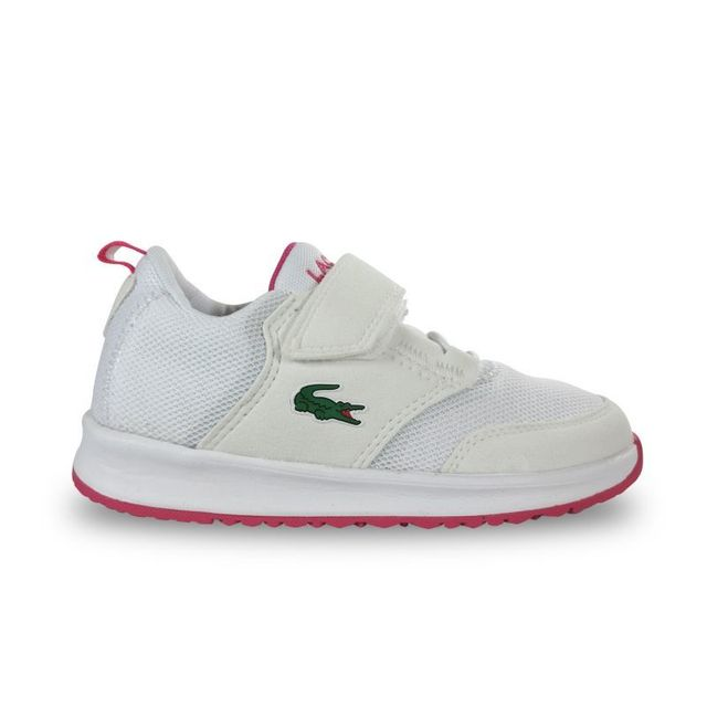 d42fe1b024 Lacoste - Chaussure enfant light 117 1 spc - pas cher Achat / Vente Baskets  enfant - RueDuCommerce