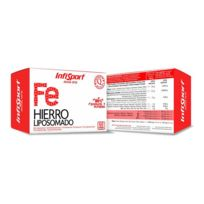Infisport - Fe Liposomado 60 capsules