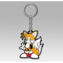 Sonic - The Hedgedog Porte-clés caoutchouc Tails