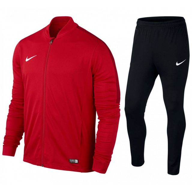 cheap for discount order shades of Nike - Jogging Swoosh Homme Rouge et Noir - pas cher Achat ...