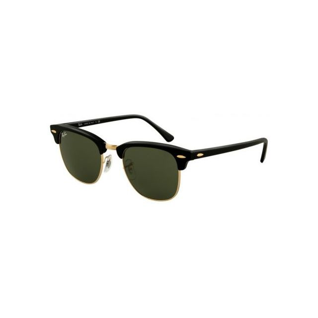 35e45a3e7c Ray-Ban - Lunette de soleil Rayban Rayban Rb3016- T.49 collection ClubMaster  - pas cher Achat   Vente Lunettes Tendance - RueDuCommerce