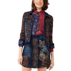 desigual veste lina xt pas cher achat vente veste femme rueducommerce. Black Bedroom Furniture Sets. Home Design Ideas