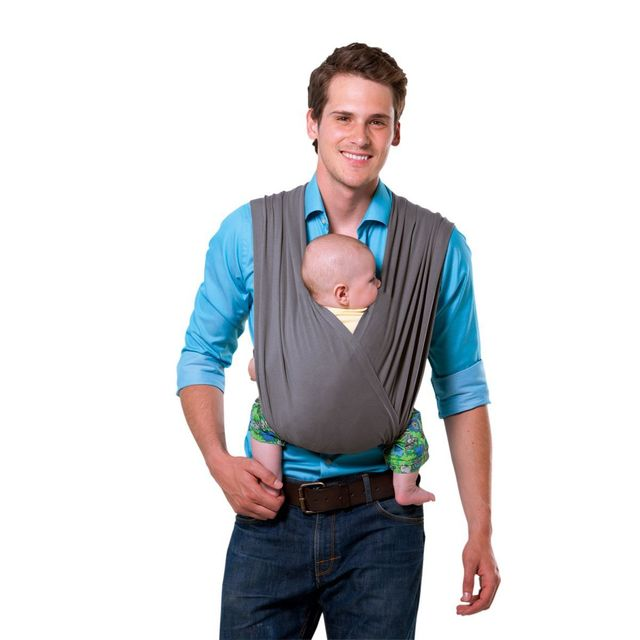 Amazonas - Echarpe de portage sans noeud Carry Baby Stone - pas cher ... 58ec656c5ee