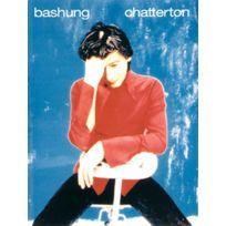 Musicom - Partitions Variété, Pop, Rock. Bashung Alain - Chatterton - Piano, Chant Piano Chant
