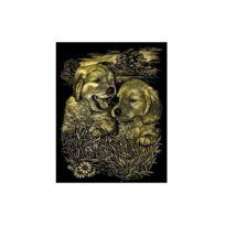 Reeves - Garvure dorée : Chiots