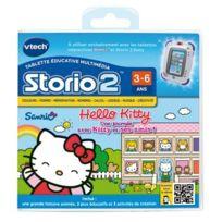 Vtech - Hello Kitty - Jeu Storio 2 - Hello Kitty