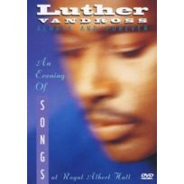 Epic - Luther Vandross - Always And Forever: An Evening Of. IMPORT Anglais, IMPORT Dvd - Edition simple