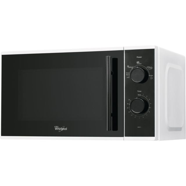 Whirlpool Four à micro-ondes mécanique MWD 19 WH