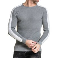 18f4a3f3bbef3 Pull pres du corps homme - Achat Pull pres du corps homme pas cher ...
