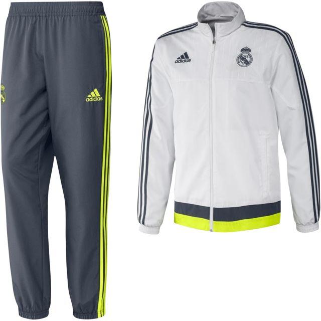 dc91d9d2baa Adidas - Survêtement Real Madrid - pas cher Achat   Vente ...