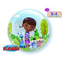Qualatex - Ballon Docteur la Peluche© Bubbles