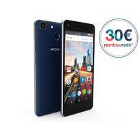 ARCHOS - Smartphone 50 F Hélium - 32 Go - Bleu