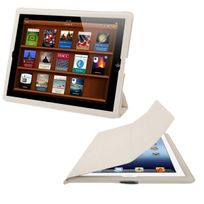 Yonis - Smart cover intégrale new iPad 4 retina housse coque blanc ... 93ef0851b54