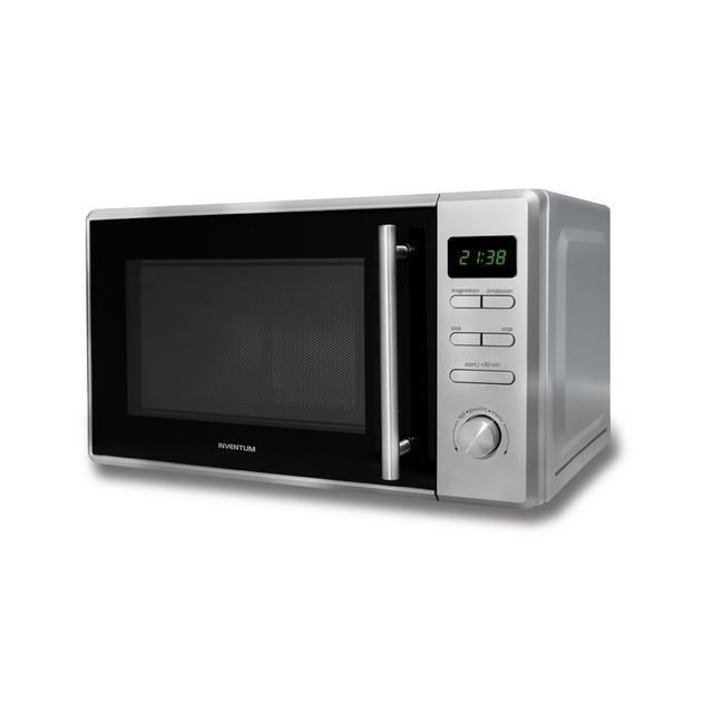 Inventum four à micro-ondes 20 L 800 W argenté Mn207S