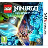 Warner Bros - Lego Ninjago Nindroids 3DS