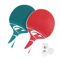 Cornilleau - Pack Raquettes + balles Tacteo Pack Duo