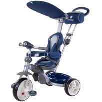 Sun Baby - Tricycle évolutif enfant 1-4 ans   Bleu