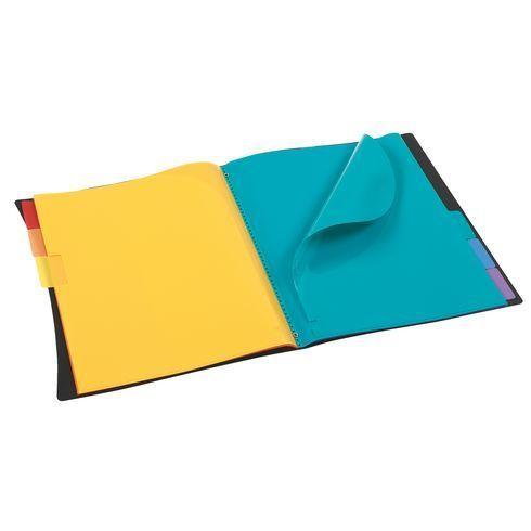 Viquel Trieur Rainbow A Soufflet En Plastique 6 Divisons Pas