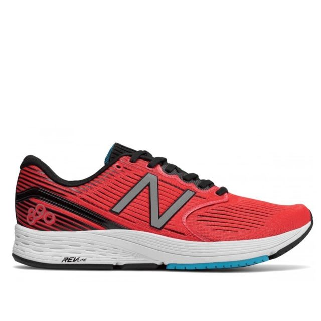 new balance 890 rouge 47 1 2 pas cher achat vente chaussures rh rueducommerce fr