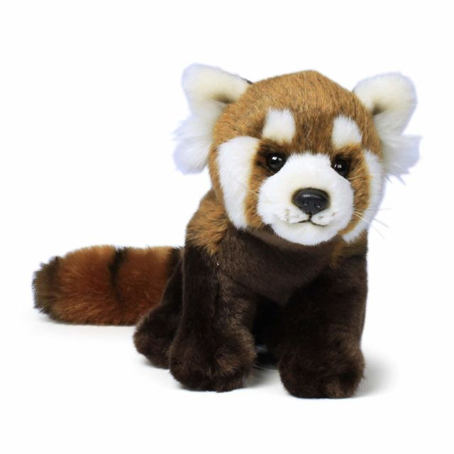 Wwf 15183033 - Peluche - Panda Roux - 23 Cm