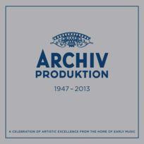 Archiv Produktion - Compilation - 1947-2013 Coffret