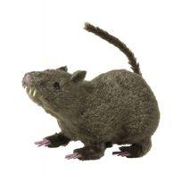 Widmann S.R.L. - Rat poilu Halloween 21 cm