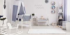 Choisir le mobilier pour la chambre de bébé