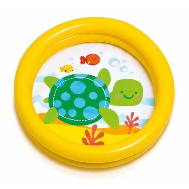 Icaverne Piscine De Jeux - Piscine Gonflable - Pataugeoire Petite piscine gonflable enfant / bébé Pataugeoire
