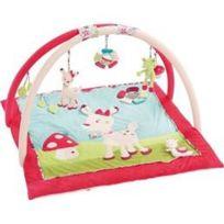 Babysun Nursery - Tapis d'activités les coquettes