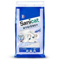 Sanicat - Litiere Hygiene 17l - Pour chat
